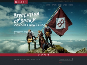 Corporate Website - Relish Brothers AG